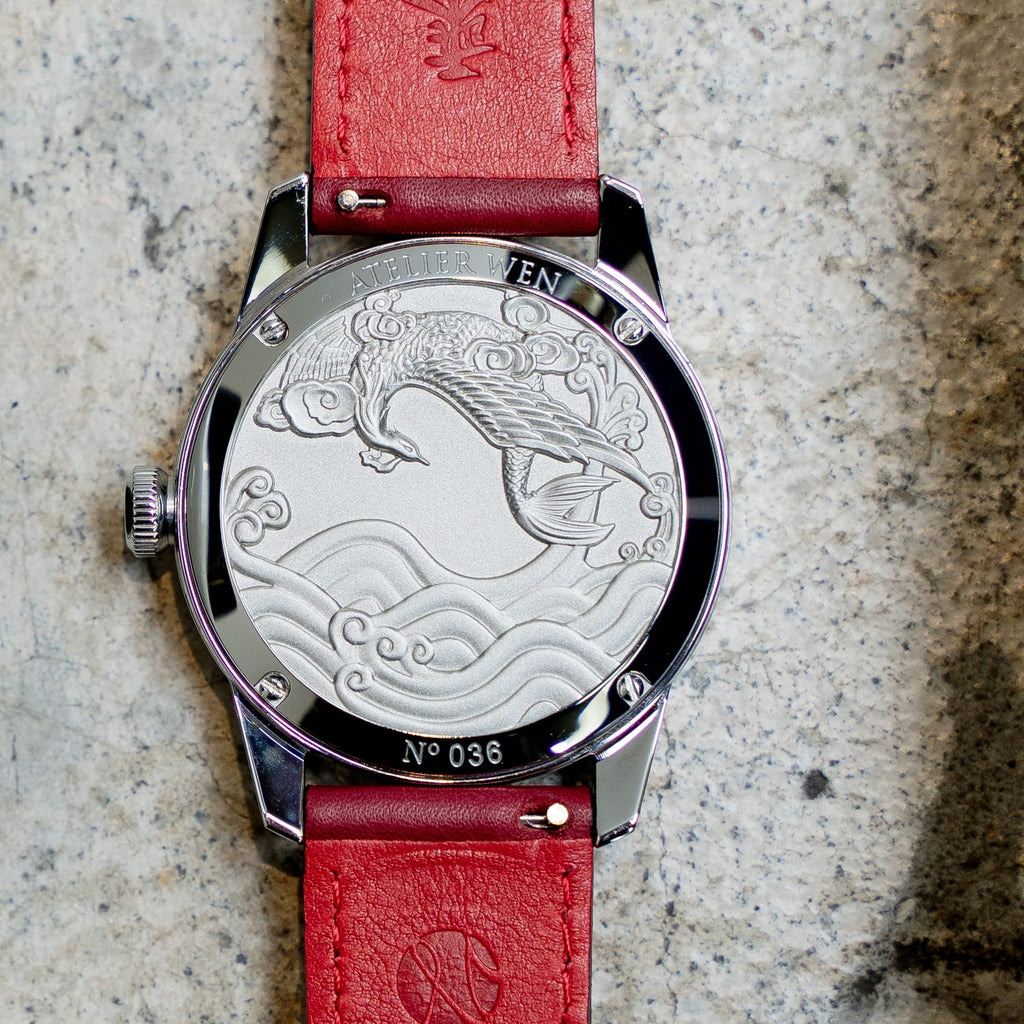Porcelain Odyssey - Hao Red Edition