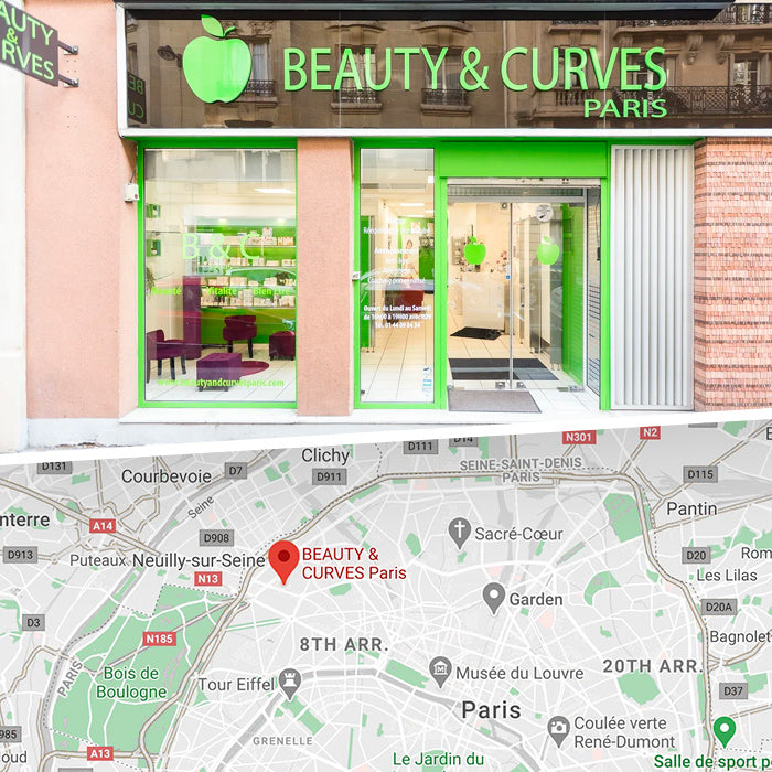 Le centre de beauté Beauty & Curves Paris