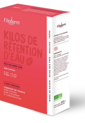Fitoform - Kilos de Rétention d'eau