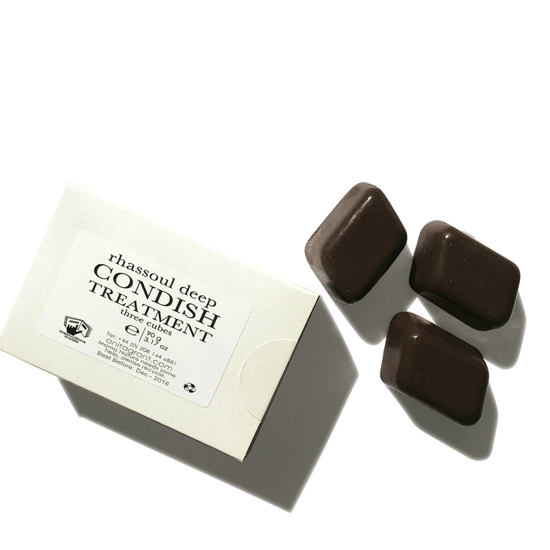 Anita Grant Rhassoul Marshmallow Cubes Deep Condish 3 x 30g The Spring Self Care Oasis London
