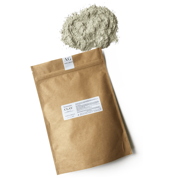 Anita Grant Bentonite Clay For Hair And Skin 225g Open The Spring Self Care Oasis London