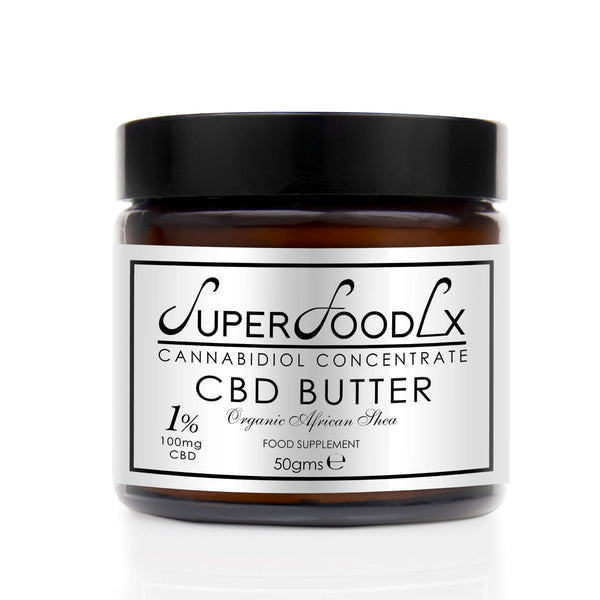 SuperFoodLx CBD Butter The Spring