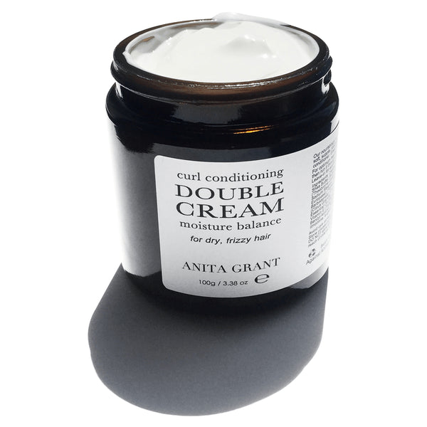 Anita Grant Double Cream Moisture Balance Leave-In curl Conditioner 100g The Spring