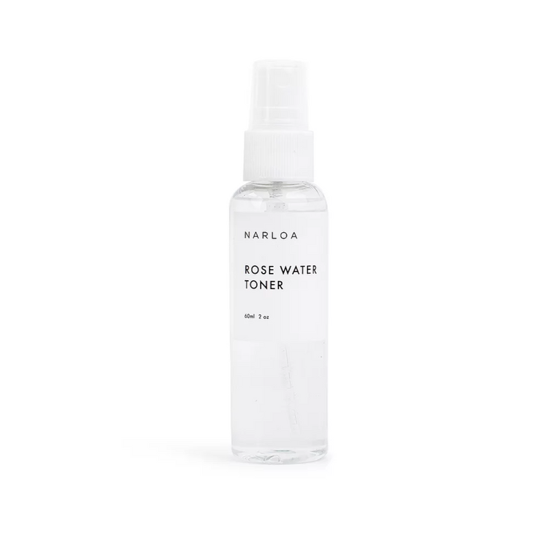 NARLOA Rose Hydrating Toner 60ml stocked at The Spring Self Care Oasis London