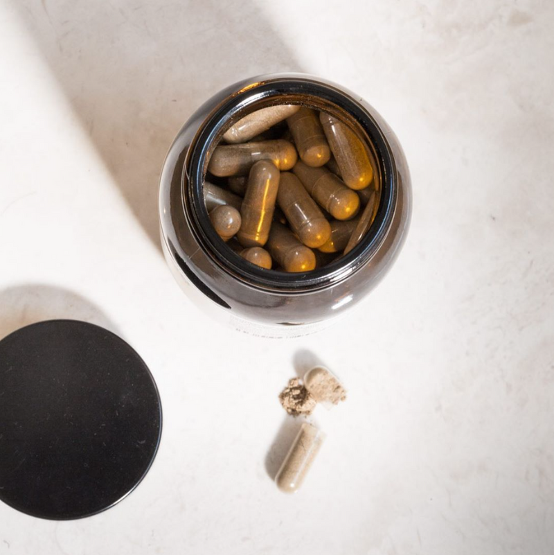 We+ People Sleep vegan capsules The Spring
