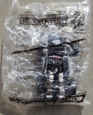 TRANSFORMERS BOTCON Europe 2004 exclusive minibot ROOK figure mint in bag
