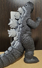 Load image into Gallery viewer, RARE Bandai Godzilla 1975 6 inch Vinyl Figure with tag