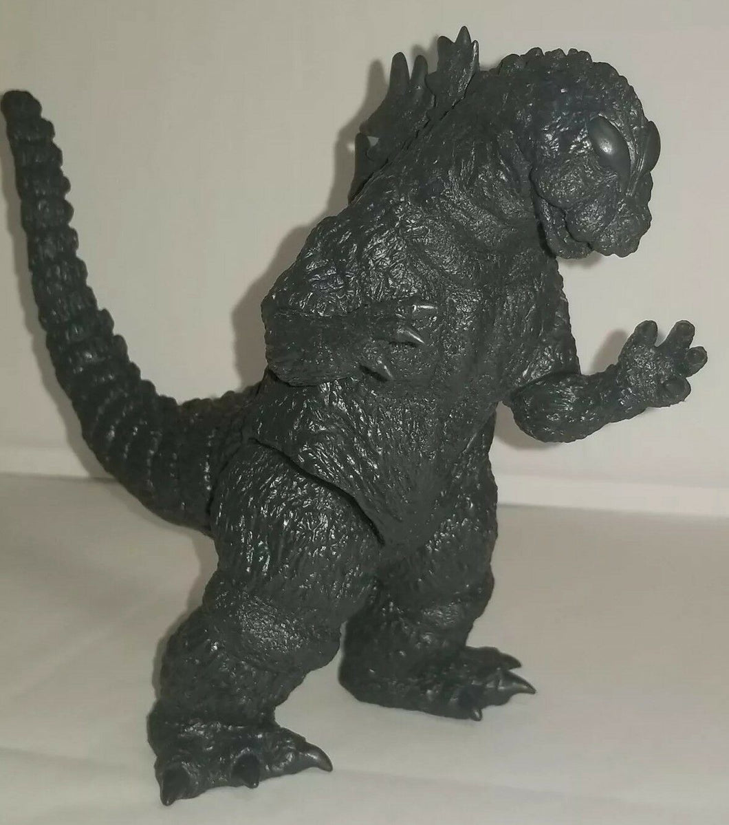 Y-MSF GODZILLA 1964 SIX inch figure from Japan RARE unpainted prototype