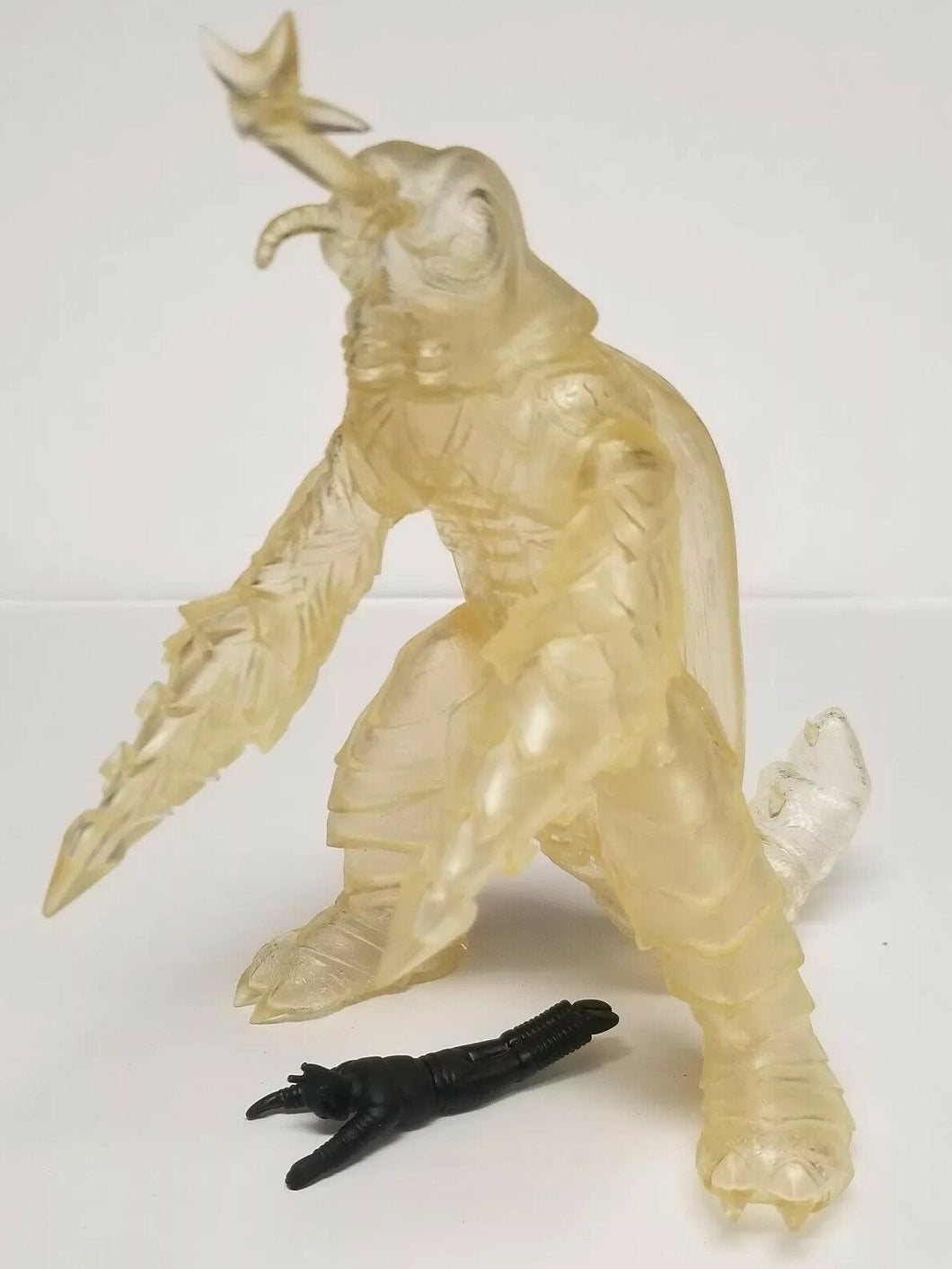 Y-MSF Translucent MEGALON 6 inch w mini Jet Jaguar figure