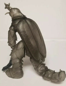 Y-MSF Translucent clear Gray MEGALON mini JET JAGUAR figure