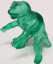 Load image into Gallery viewer, Y-MSF Translucent clear Green GODZILLA 1967 SIX inch & Infant Miniya figures