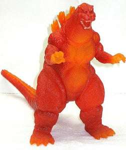 Bandai Memorial box set Heisei Meltdown Godzilla 1995 6 inch Vinyl Figure