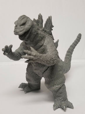 Y-MSF Rare Unpainted gray GODZILLA 1962 SIX inch figure from Japan