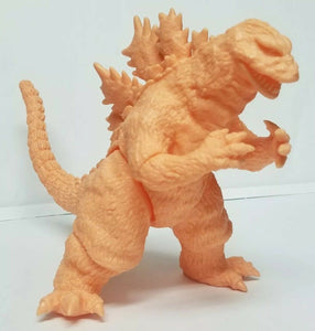 Y-MSF unpainted skin colo GODZILLA 1962 SIX inch figure from Japan