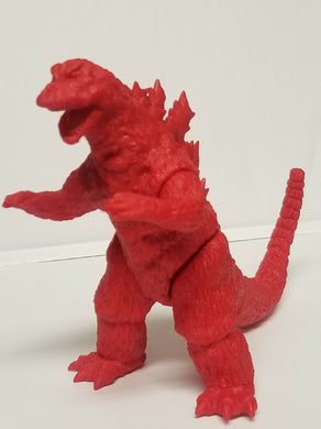 Y-MSF Red GODZILLA 1965 SIX inch figure from Japan
