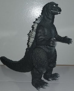 Rare Bandai Godzilla Memorial box set Godzilla 1955 Version 6 inch Vinyl Figure
