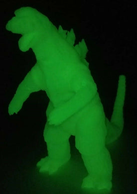 Y-MSF Glow In The Dark GODZILLA 1965 6inch figure from Japan