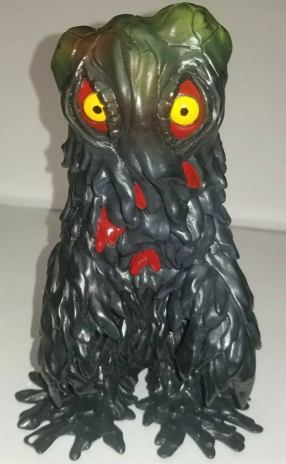 Y-MSF HEDORAH Smog Monster 6 inch figure RARE paint sample