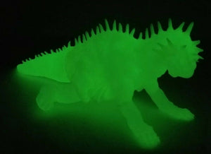 Y-MSF Glow in the Dark VARAN 6 inch figure RARE sample