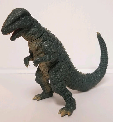 Y-MSF GOROSAURUS 6 inch figure rare GREEN OPEN mouth version
