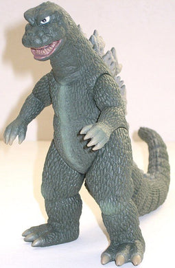 Rare Bandai Godzilla Memorial box set Godzilla 1968 Version 6 inch Vinyl Figure