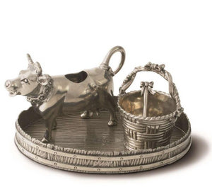 Mabel the Cow Creamer Set
