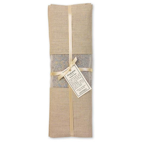 Lavender Scented Linen Drawer Liner in Natural