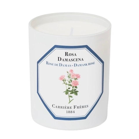 Damask Rose Candle