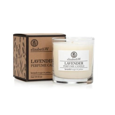 Lavender Room Candle