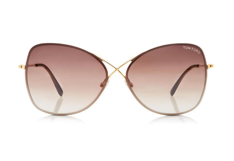 Colette Butterfly Metal Sunglasses