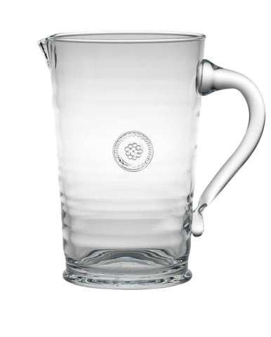 Berry & Thread Glassware Pitcher