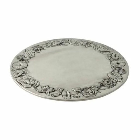 Vine Bordered Serving Plate