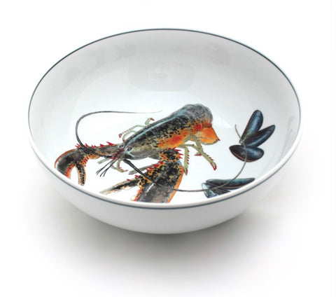 American Lobster Serving Bowl