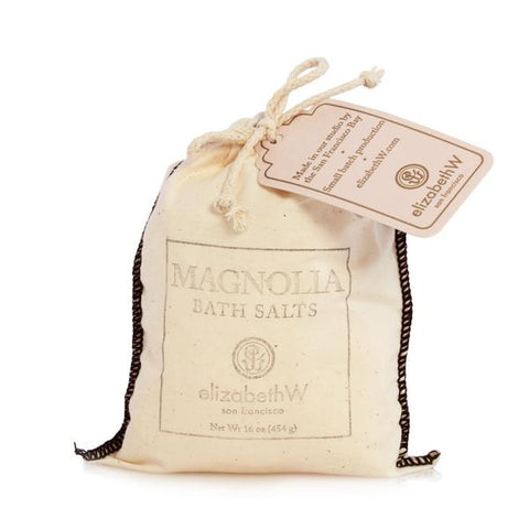 Magnolia Bath Salts in Bag