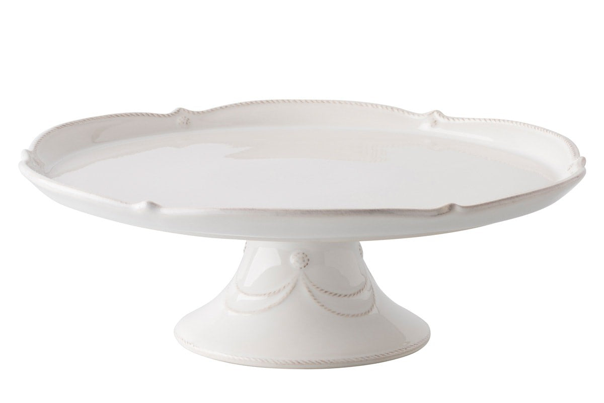 Berry & Thread Whitewash Cake Stand