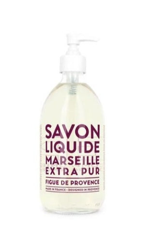 Fig Provence Liquid Marseille Soap