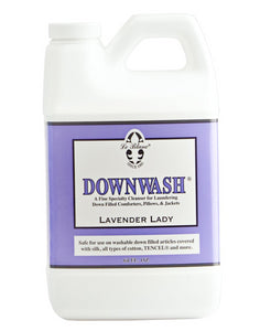 Lavender Lady Downwash