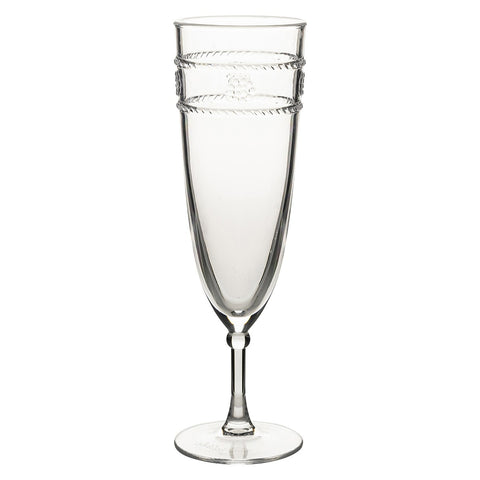 Isabella Acrylic Champagne Flute