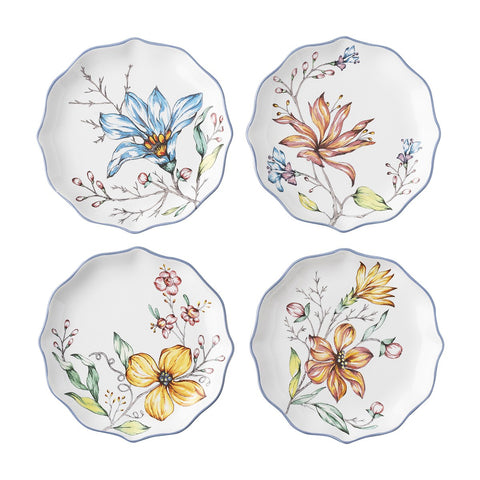 Floretta Tidbit Set of 4