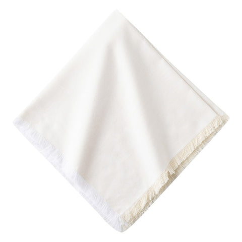 Essex Whitewash Napkin