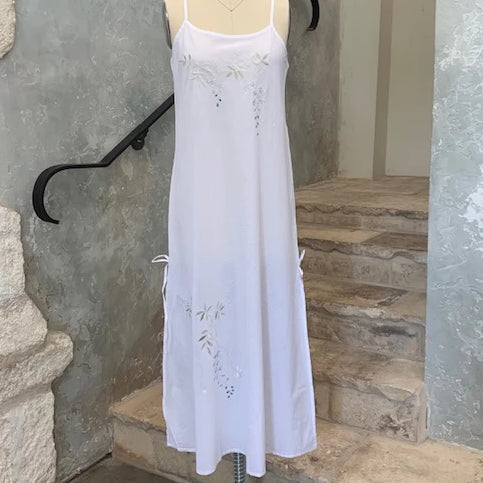 Jane Cascading Flowers Nightgown