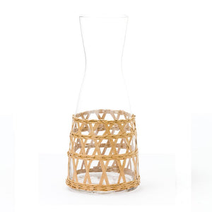 Island Wrapped Beverage Carafe