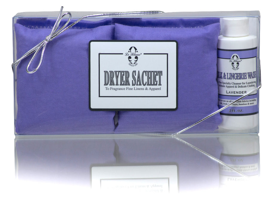 Lavender Lady Dryer Sachet