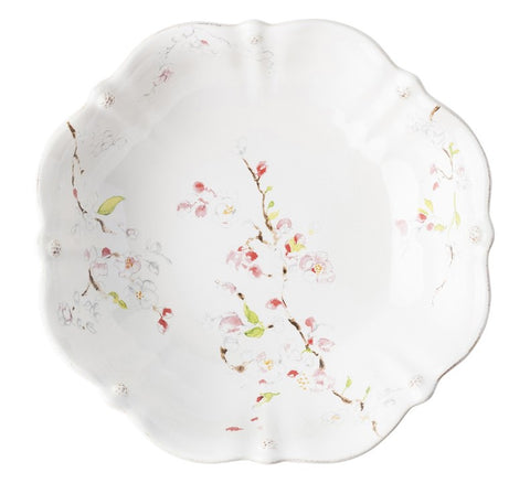 Berry & Thread Floral Sketch Cherry Blossom Serving Bowl