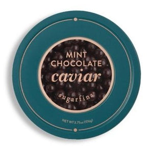 Mint Chocolate Caviar Tin