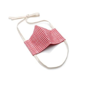 Corona Care Face Mask in Strawberry Gingham