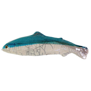 Trout Fish in Turquoise