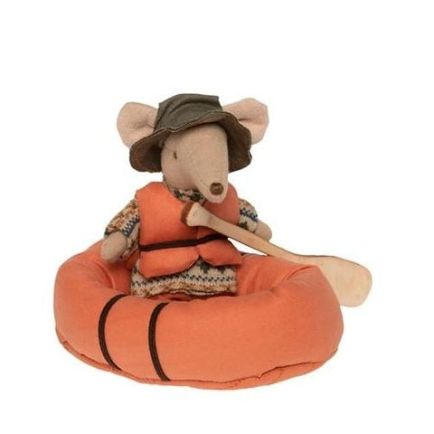 Mouse's Rubber Boat