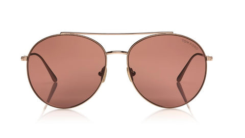 Cleo Metal Sunglasses