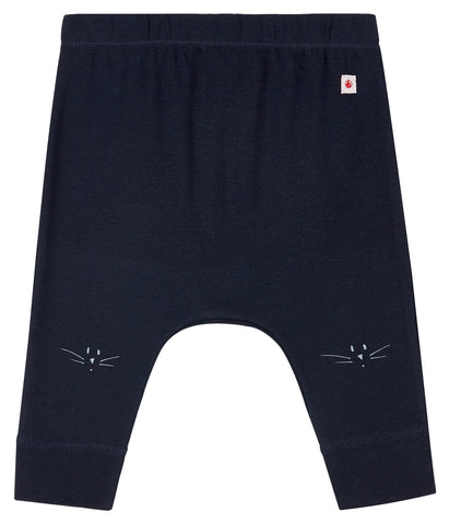 Lamoureux Baby Pants in Navy